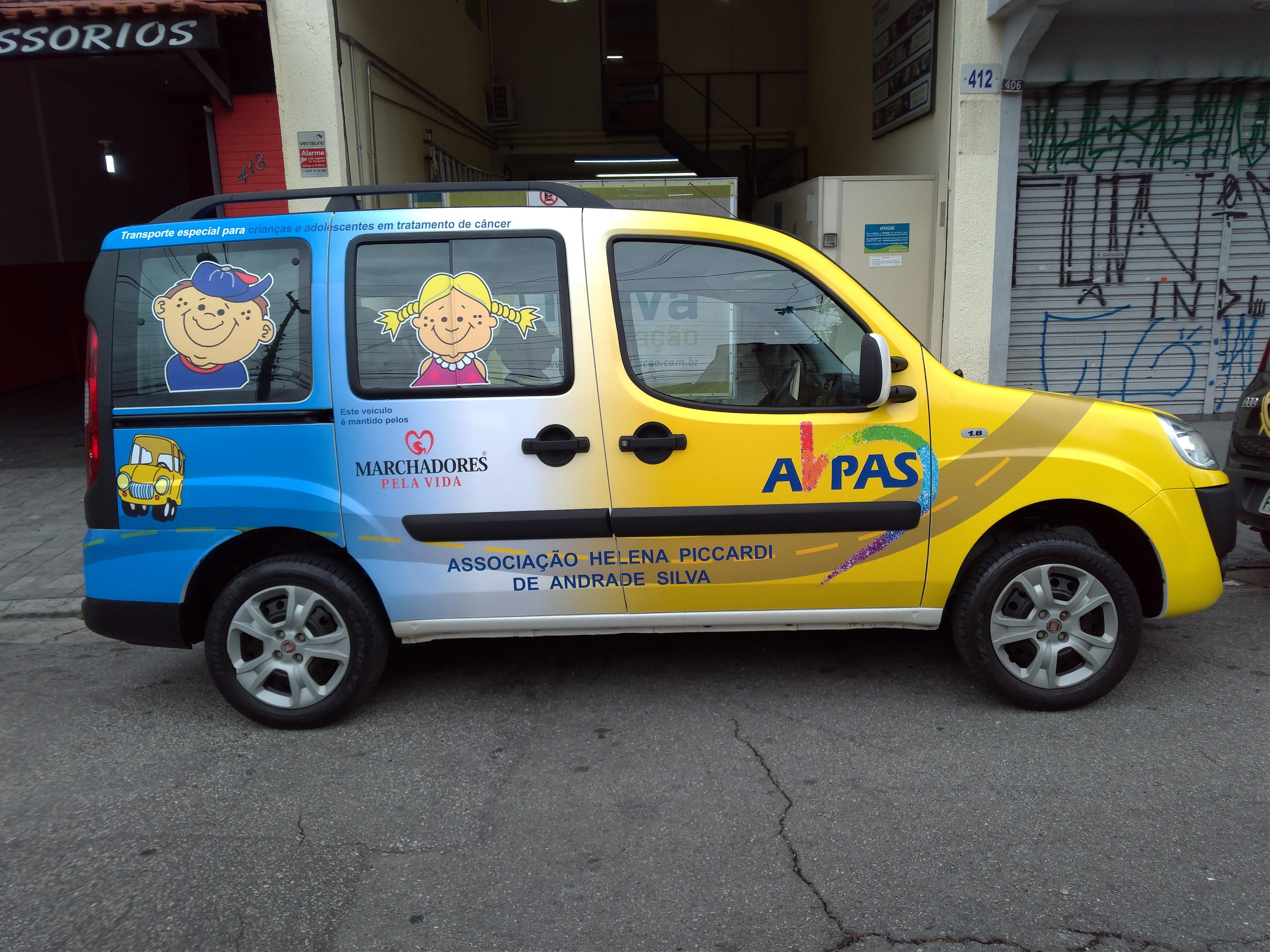 Adesivagem de veículos preço