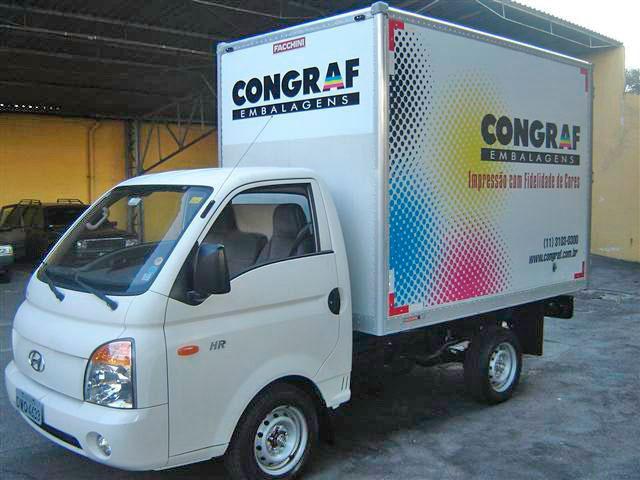 Empresa de envelopamento de veículos