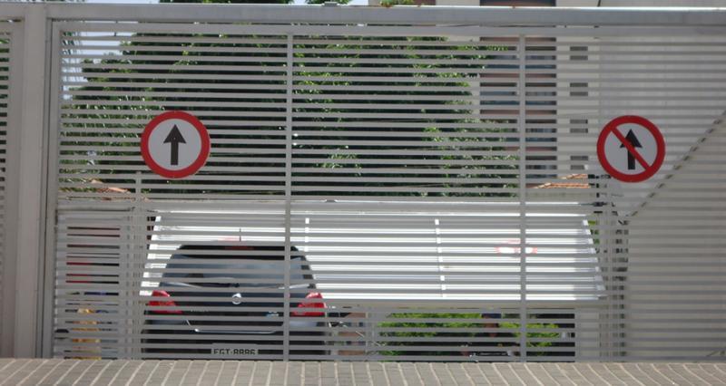 Placas de Sinalização de Segurança em Aluminio